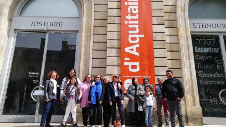 Au musée d'Aquitaine
