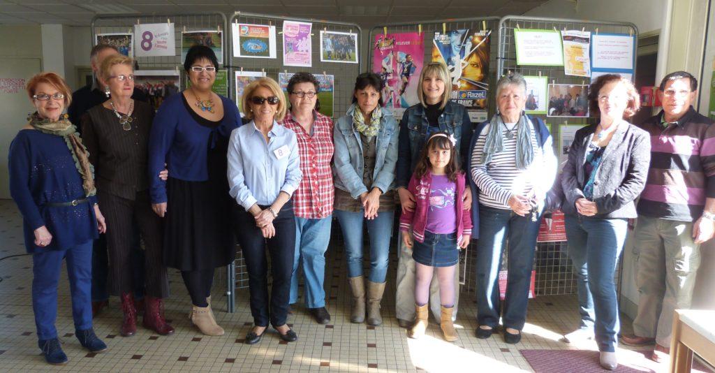 femmes villenavaises solidaires et citoyennes, villenave d'ornon, bordeaux, gironde, nouvelle aquitaine, escale solidaire, épicerie solidaire, 8 mars