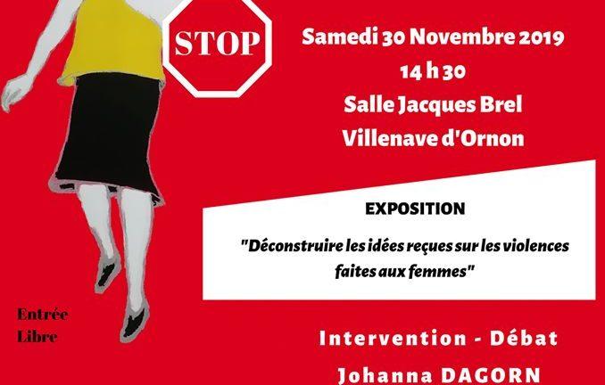 Table Ronde Contre Les Violences Faites Aux Femmes